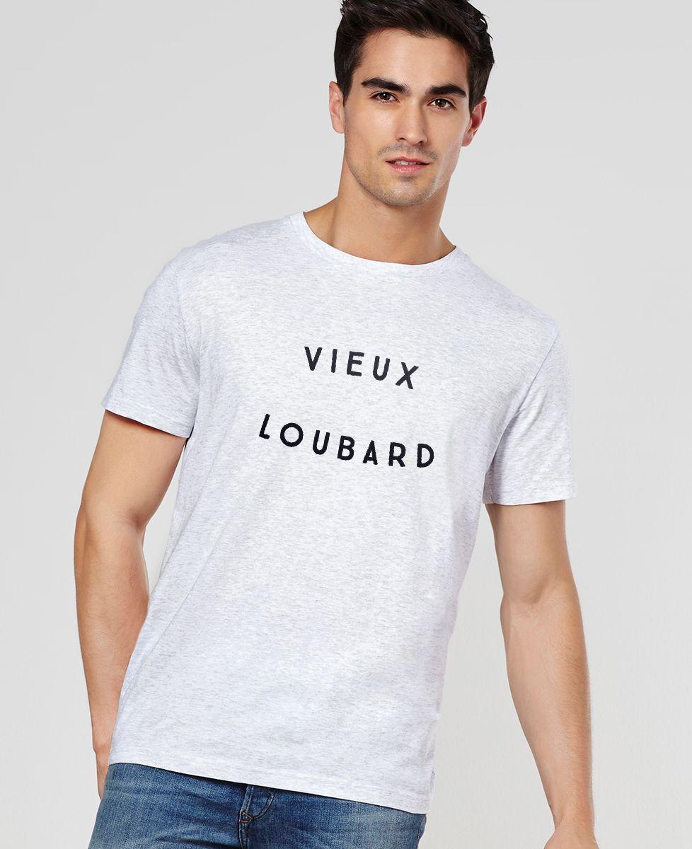 T-Shirt homme Vieux Loubard