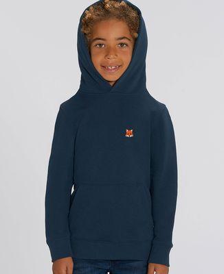 Hoodie enfant Renard (brodé)