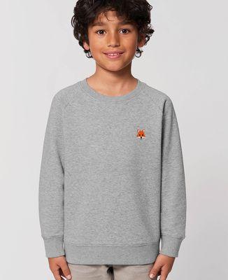 Sweatshirt enfant Renard (brodé)