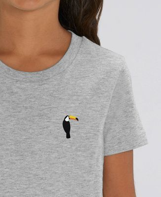 T-Shirt enfant Toucan (brodé)