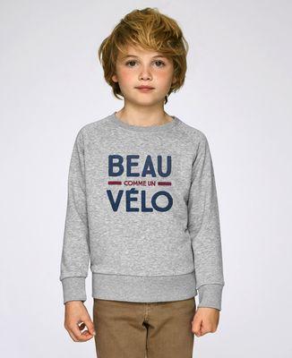 Sweatshirt enfant Beau comme un vélo