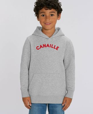 Hoodie enfant Canaille