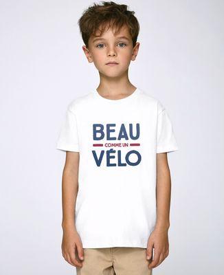 T-Shirt enfant Beau comme un vélo