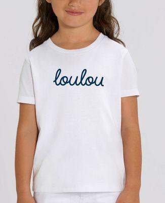 T-Shirt enfant Loulou