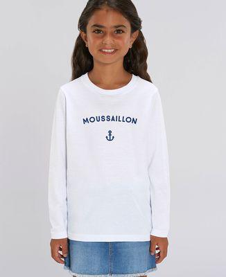 T-Shirt enfant manches longues Moussaillon