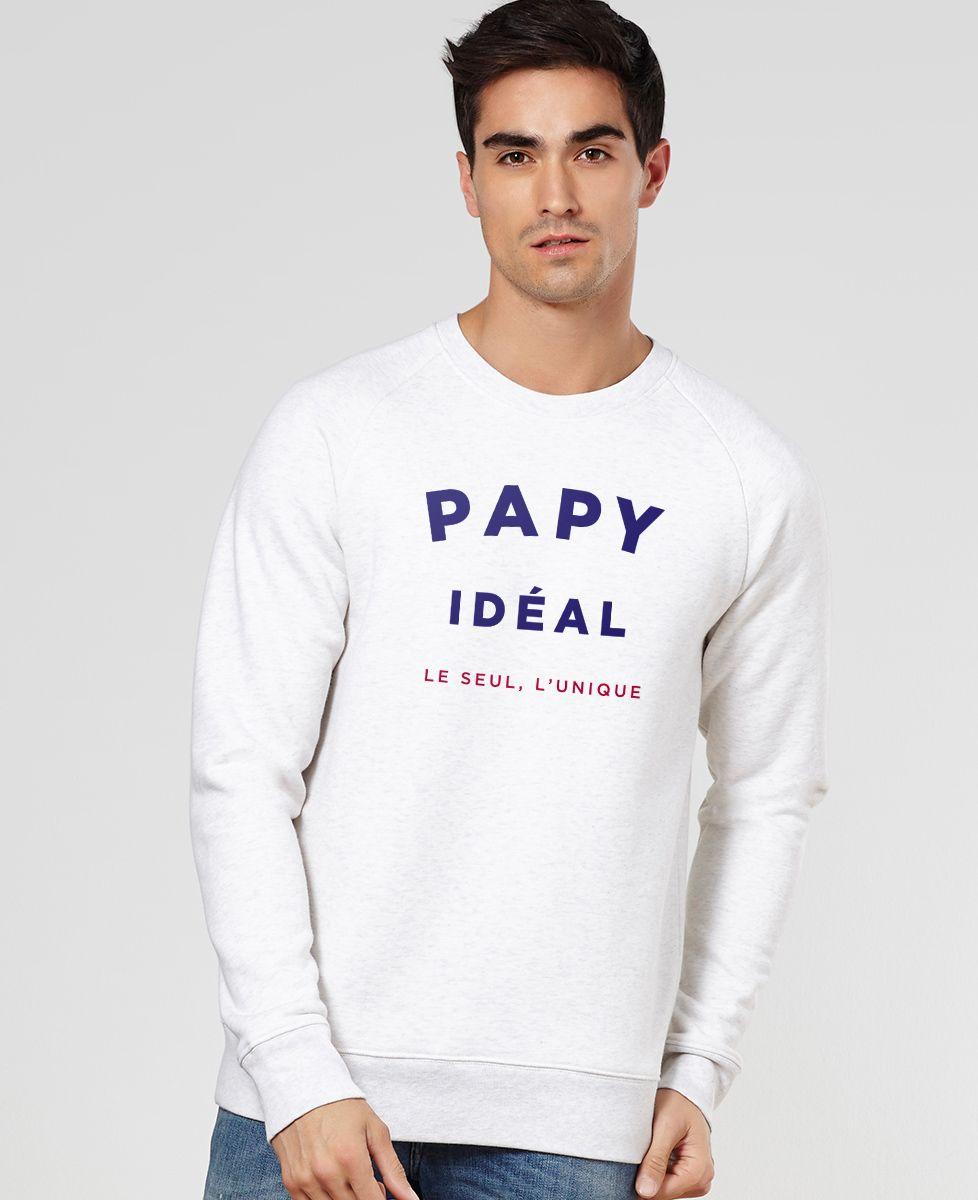 Sweatshirt homme Papy idéal