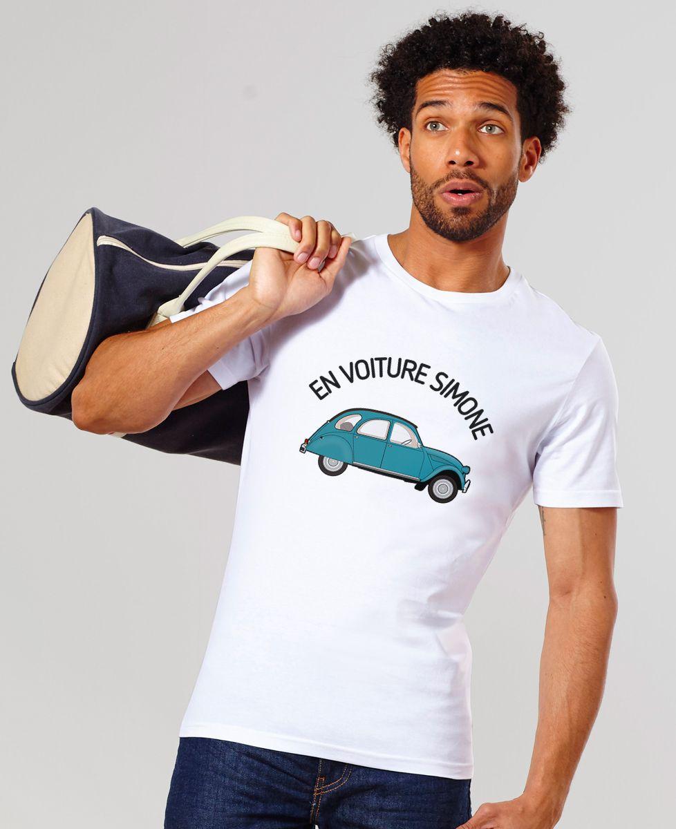 T-Shirt En voiture Simone - Monsieur TSHIRT