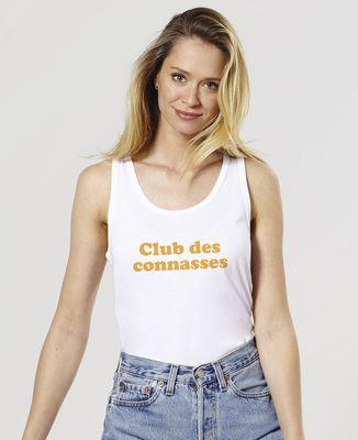 Débardeur femme Club des connasses