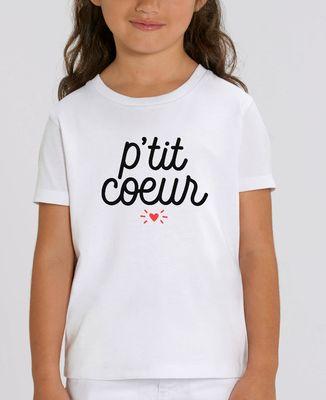 T-Shirt enfant P'tit coeur