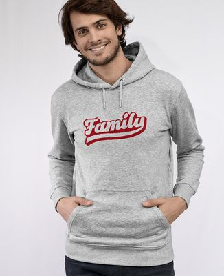 Hoodie homme Family