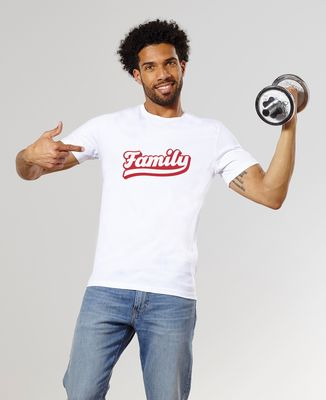 T-Shirt homme Family