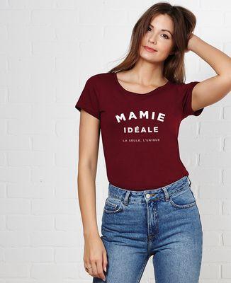 T-Shirt femme Mamie idéale