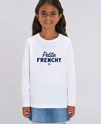 T-Shirt enfant manches longues Petite Frenchy
