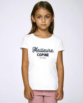 T-Shirt enfant Meilleure copine