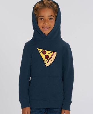 Hoodie enfant Pizza Duo
