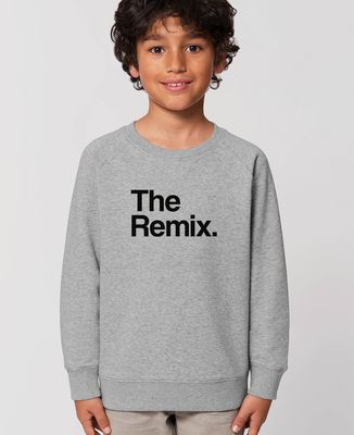 Sweatshirt enfant The Remix