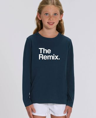 T-Shirt enfant manches longues The Remix