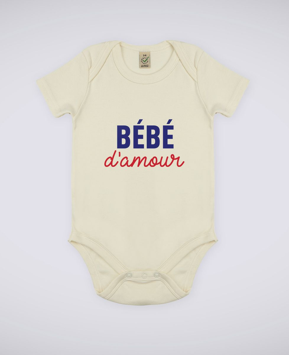 Body Bébé d'amour