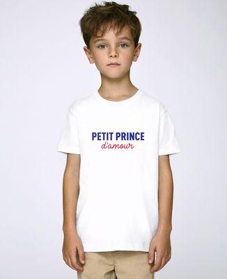 T-Shirt enfant Petit prince d'amour
