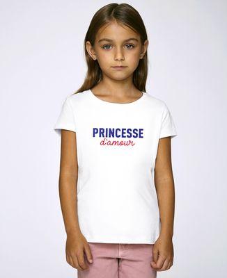 T-Shirt enfant Princesse d'amour