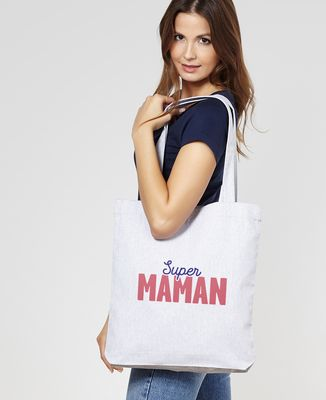 Tote bag Super maman II