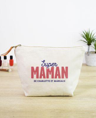 Trousse Super Maman personnalisé
