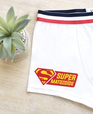 Boxer Supermatozoïde