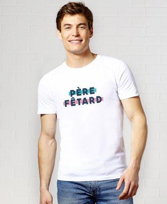 T-Shirt homme Père fêtard