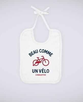 Bavoir Beau comme un vélo II