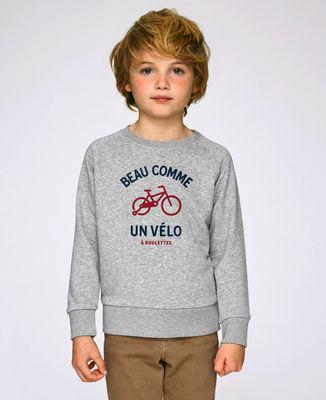 Sweatshirt enfant Beau comme un vélo II