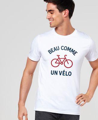 T-Shirt homme Beau comme un vélo II