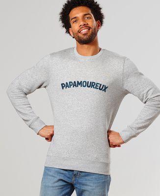 Sweatshirt homme Papamoureux