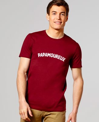 T-Shirt homme Papamoureux