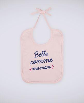 Bavoir Belle comme maman