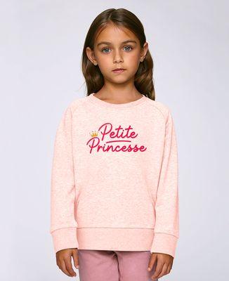 Sweatshirt enfant Petite princesse