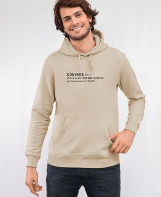 Hoodie homme Couvade définition