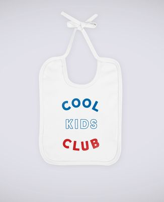 Bavoir Club Kids Cool