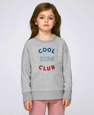 Sweatshirt enfant Club Kids Cool