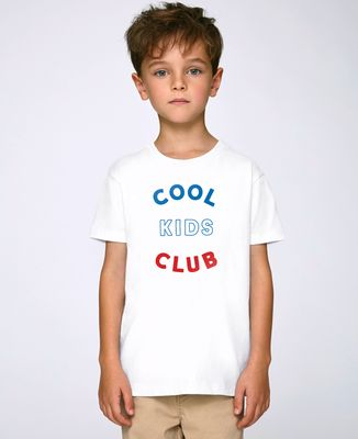 T-Shirt enfant Club Kids Cool