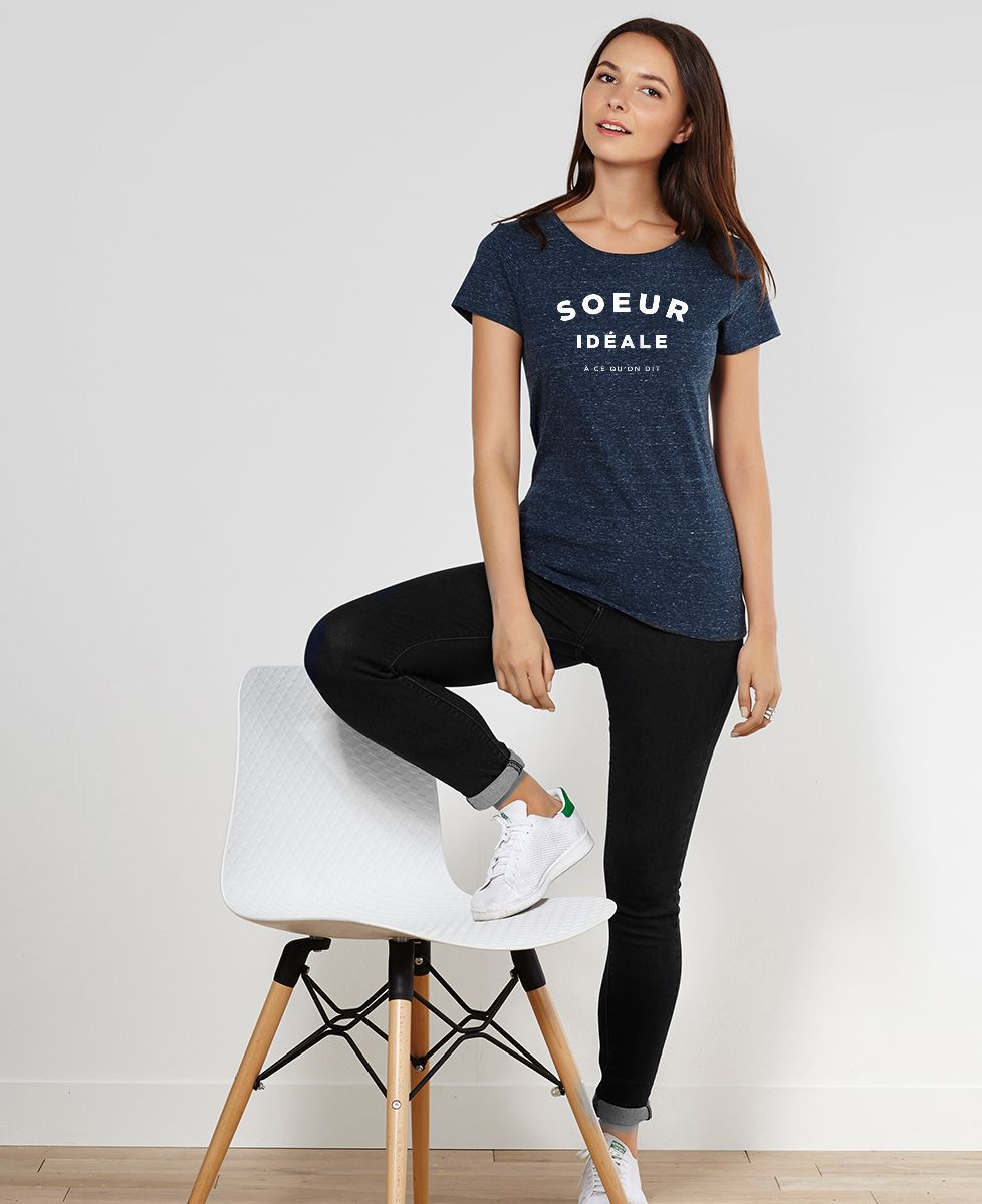 T-Shirt femme Soeur idéale