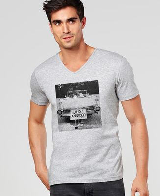T-Shirt homme Just annuled