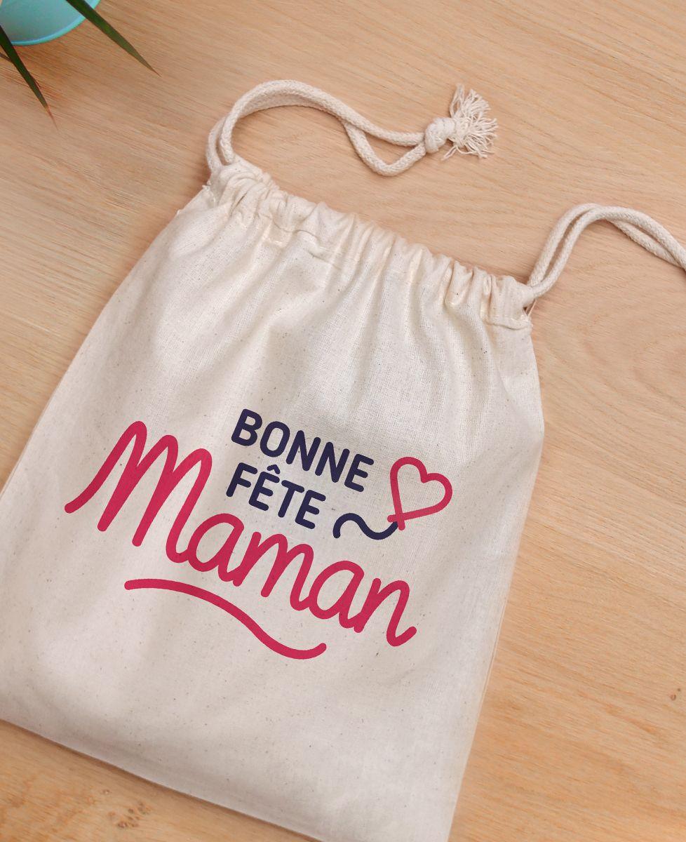 Emballage Bonne fête Maman