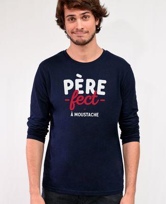 T-Shirt homme manches longues Pèrefect personnalisé