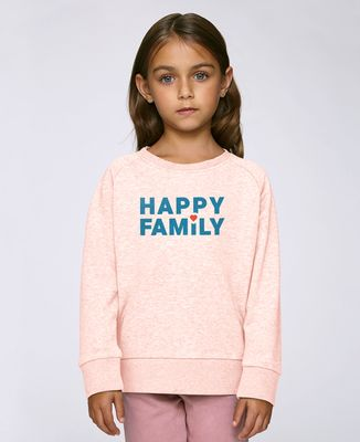 Sweatshirt enfant Happy Family