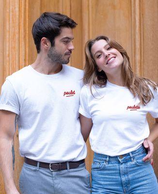 T-Shirt femme Poulette (brodé)