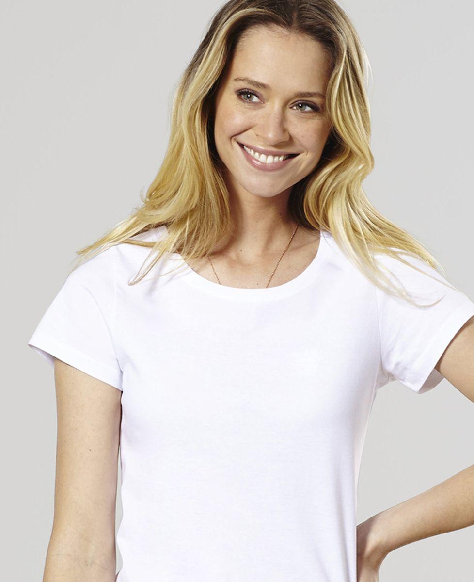 T-Shirt femme Maman de personnalisé (brodé)