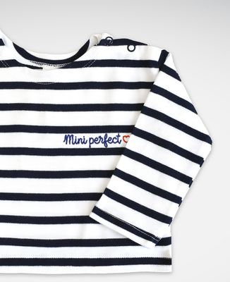 T-Shirt bébé Mini Perfect (brodé)