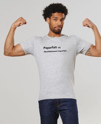 T-Shirt homme Paparfait définition