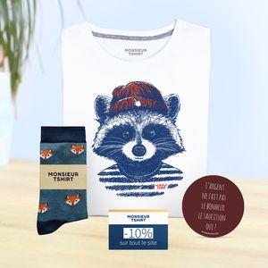 T-shirt Box Juin 2020