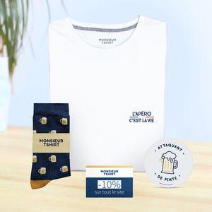 T-shirt Box Août 2020